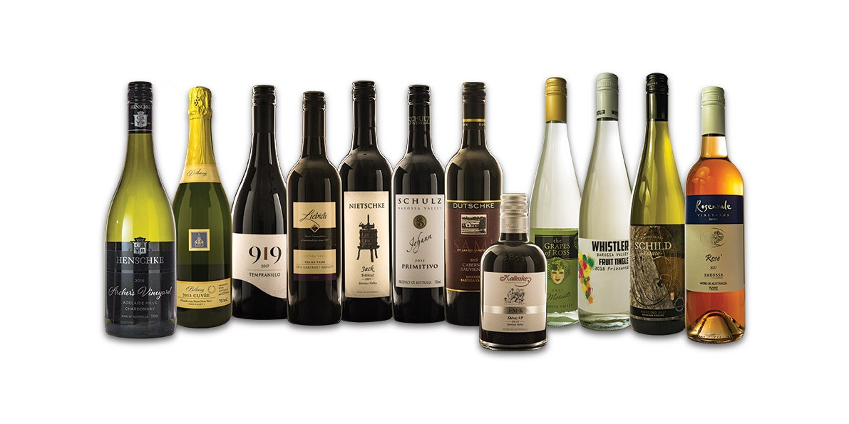 2018 Selection (12 bottles)